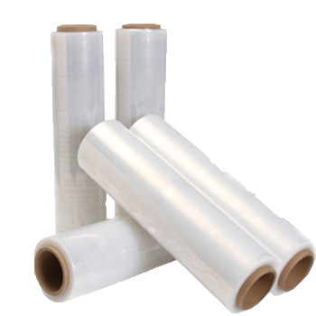 Stretch Film Roll  125 Yard 1Carton 6pcs.