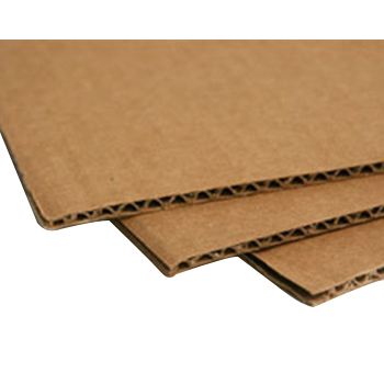 3Ply Printed Brown Sheet  120x210CM